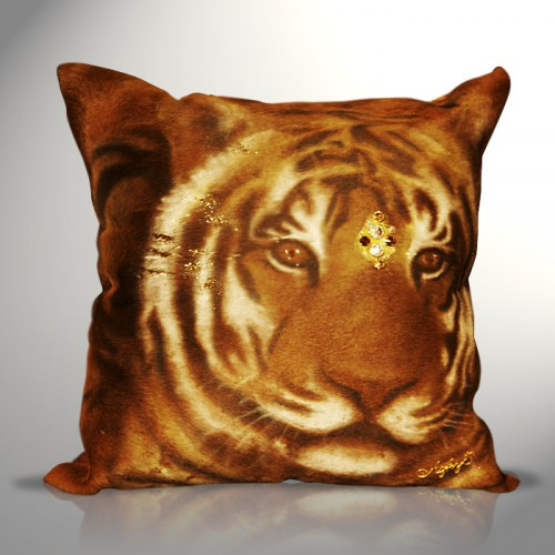 Cuscino Tiger