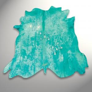 Arazzo Turquoise Butterflies