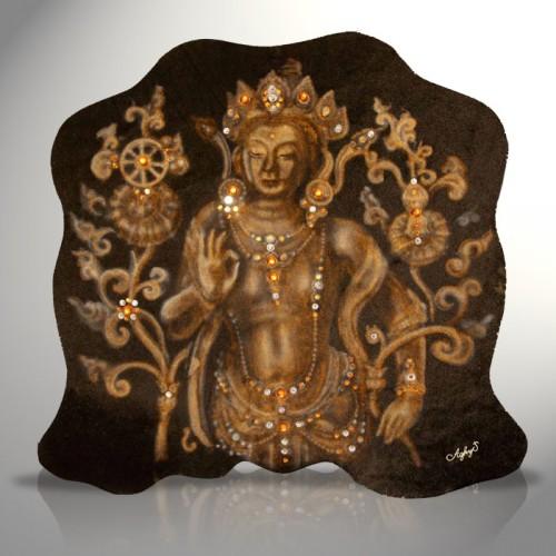Arazzo Golden Buddah