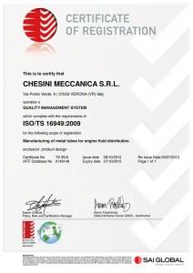 certificato-registration
