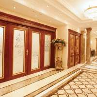 Interiors decoration for hotels
